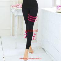 free shipping 1pc winter trousers women slimming waist Hip thicker spandex leggings high waist pants slender slimming pant