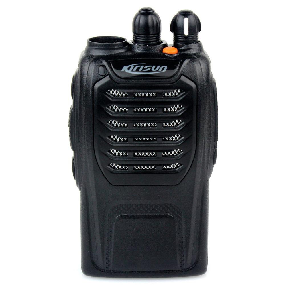 Walkie Talkie Kirisun PT558S UHF 400/470 4W 16 2pcs mini walkie talkie uhf interphone transceiver for kids use two way portable radio handled intercom free shipping