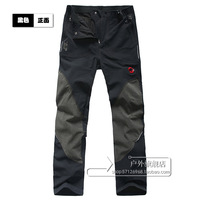 Mammoth Outdoor Pants Breathable Perspicuousness Quick-dry Male Camping  Hiking Pants Elastic Anti-Uv
