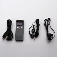 ALS New 8GB 618 Digital Voice Recorder Dictaphone Phone Voice Record For Meetings Lessons Free Shipping