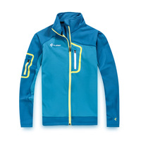 Cube Cycle Jacket Men Fleece Autumn Winter Cycling Jersey Bike Coat New 2014 Sky Blue All Size:S M L XL XXL Cube Cycling
