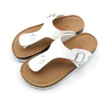 2014 summer new influx of boys and girls shoes sandals  Korean version paternity cork shoe  burst models Men Women Slippers