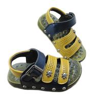 2014 Spring  children's shoes children sandals Kids sandals soft soled shoes fashion style