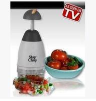 50pcs/ctn wholesale Slap Chop Food Chopper machine Grater Chop vegetable chopper,slapchop garlic triturator