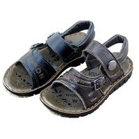 2014 children shoes children summer shoes boy child leather sandals shoes