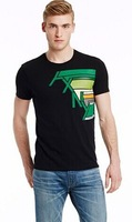 32312#Men's pure cotton T-shirt