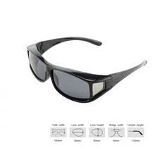 2014 Men Women UV400 Polarized Sunglasses Safety Goggle for Outdoor Sports Bicycle Riding Driving Eyewears Universal(China (Mainland))