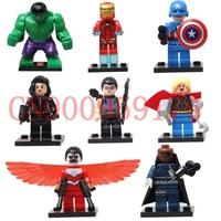 Super Heroes 160pcs/lot Building Blocks
