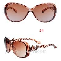 6pcs Womens Frog Sunglasses Brand Designer Sun Glasses UV400 GAS007