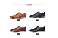 freeshipping 2014 Man Mesh Designed net leather male summer breathable Shoes men comfortable cool shoes