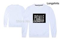 2014 Sale Seconds Kill Freeshipping Full Tracksuits Moleton Masculino Moletons Pigalle Hoodies Men Cotton Sweatshirt Sportswear
