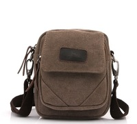 Casual waist pack genuine leather mobile phone bag the elderly bags