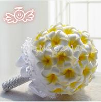 valentine's day gift  flowers Romantic wedding bouquets bride handmade bouquet bridal accessories Birthday Gift D186