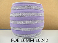 50Y10242 free shipping 5/8 '' (16mm) FOE ribbon diy headwear accessories sewing supplies picture color