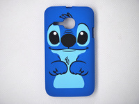Cute cartoon Stitch shell for Alcatel One Touch M'Pop 5020 5020D OT-5020  High Quality Cell Phone Case Silicone