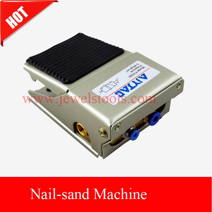 110V & 220V Jewelry Equipment - Goldsmith Tools / Jewelers nail-sand machine / texture engraving nail sand machine/(China (Mainland))