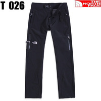 Spot explosion models 2014 single men soft shell Trousers , anti- rain . Weight :0.8 - 1 .0 KG