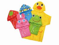 Hot Kids Rain Coat Children's Raincoat Rain Pullover  Outdoor rainproof Children Rainwear for boy girl