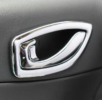 4pcs Renault Koleos 2009 2010 2011 2012 2013 2014 outlet door handle decoration cover ABS Chrome trim