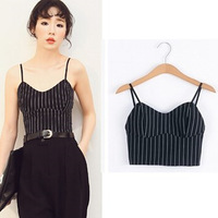 Drop ShippingNew 2014 Fashion Women Sexy Bra Bustier Cropped Top,Ladies Bra Corselet Cropped Camis Bandage Top Women's Clothing