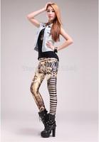 Free shipping2013 new arrival top sale Milk digital print womans fashion clothes women King Tut Leggings