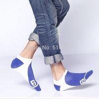 Summer men's socks boat socks invisible men thin cotton sports socks
