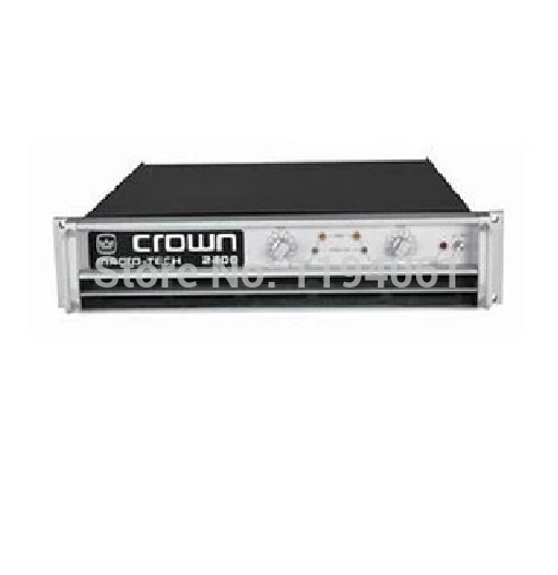 Crown ma2400 professional high power amplifier ktv downstream pure amplifier(China (Mainland))