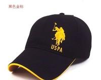 HT181051 Free Shipping 2014 New polo cotton Baseball Cap, sports cap sun-shading hat male women's hip hop summer sun hat