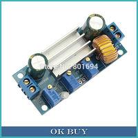 10 Pcs/Lot DC-DC Step Down Module 4.5-30V to 0.8-30V 5A Adjustable Buck Converter LED Driver Voltage Regulator