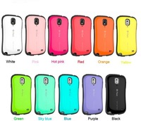 High Quality New Fashion PC+TPU Colorful iface Case For Samsung Galaxy Note3 III N9000 Silicon Gel Cover For Galaxy Note 3
