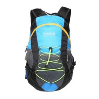 Ride backpack breathable light backpack water bag professional mountaineering bag outdoor backpack 15l