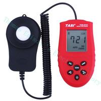High quality TASI-8721 Split Light Luxmeter Meters 1 to 200000 Lux Digital Illuminometer Luminometer Photometer Lux/FC LM Tester