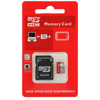 100% Real Capacity16GB 32GB 64GB High Speed Class 10 TF/Micro SDHC UHS-1(U1) Memory Card + SD Adapter, Free Shipping