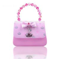 2014 Hot Kids birthday gift bag Messenger bag hand bag fashion cute baby princess bag