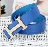 2014 new high-end brand belt Fashion Cowboy cheap Belt for Women's vintage Accessories leather buckle men belts for men x 10pcs