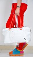 Famous Brand Travel Bags Leisure Women Sports Bag Cross Body Gym Bags