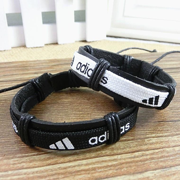 vb557 venta al por mayor joyería de la vendimia pulseras de cuero de la marca cinturón de brazaletes y pulseras 2014 punk