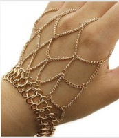 Wholesale a lot 5pcs SE004 Women Fashion Jewelry Mail Bracelets Bangle Hand Chains  Body chain