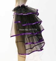 whole sale Sexy Layered Ruffle Mini Tutu Skirt Burlesque Petticoats Clubwear Dance Ball Gown S005