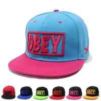 New hip-hop baseball cap hat  letter hat along Brimmed hats casual unisex
