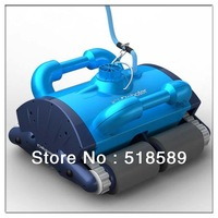 2014 Robot Swimming Pool Cleaner Newest Pool Intelligent Vacuum Cleaner With Remote controller Only Free Shipping To Sweden