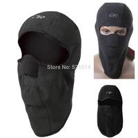 Free Shipping Brand New Motorcycle Thermal Fleece Balaclava Neck Winter Ski Full Face Mask Hat Cap