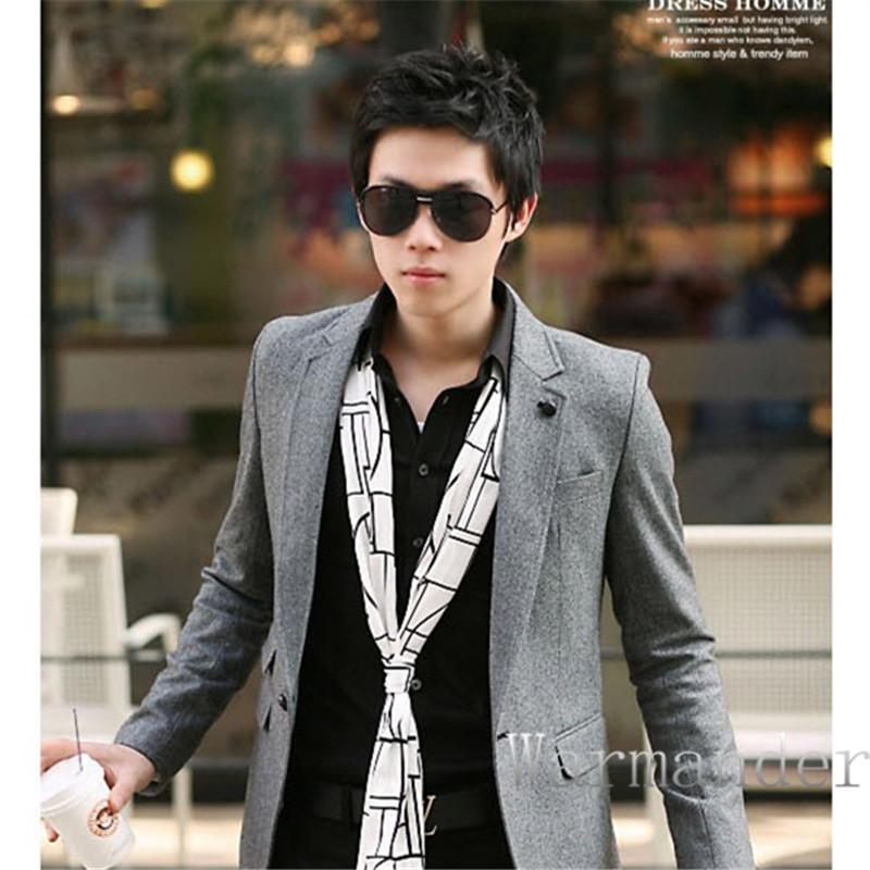 Boys Designer Clothes Brand Fashion Slim Fit Casual Dress
