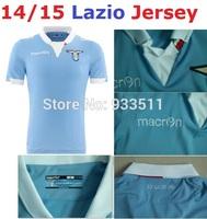 14 15 Lazio Jerseys Home Away Thailand Quality Lazio 2015 Football Shirt Training Uniform Soccer Jersey
