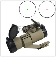 M4 Red and green dot sight hunting rifles and tactical 20mm mounts  M2 Red DotAimpoint M2 Red Dot  (Tan)