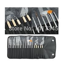 DHL Free 1000lot Nail Brushes 20pcs Drawing Beauty Manicure Tools