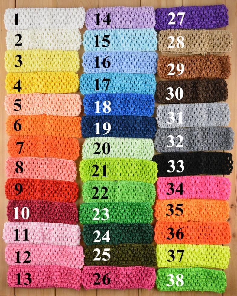 2014 Fashion Kids Baby Girls Infant Newborn crochet tube top tutu Knit Headbands Headwrap Hair Wear Accessories 100pcs/lot(China (Mainland))
