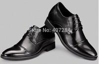 New Arrival italy men leather shoes, men's casual shoes ,men's wedding shoes dress shoes size:37-42