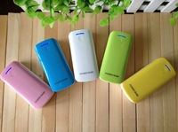 2 x 18650 Portable External Battery Mobile Phone Charger Power Bank Box Backup Power Shell for iPhone samsung and MP3 no battery