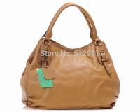 free shipping!new arraival fashion handbags,women genuine leather bag,brand handbags women bags, quanlity leather,BLACK, 4002T